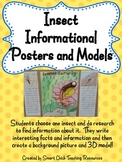 Insect Informational Report and Model ~ Research & Exposit