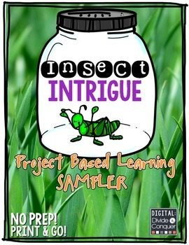 Insect Intrigue, PBL Sampler