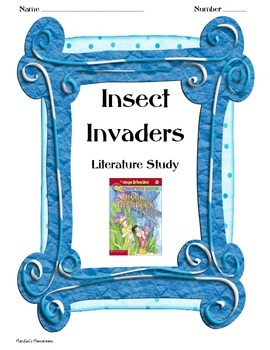 Magic School Bus: Insect Invaders