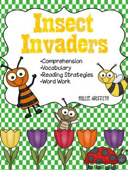 Insect Invaders (Magic School Bus Chapter Book #11) Compre