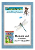 Insect Invaders - The Magic School Bus - Unit