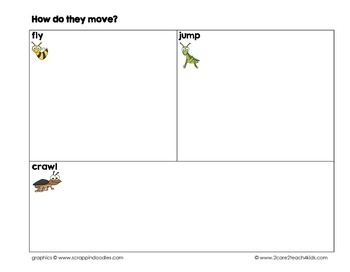 Insect Investigations- A Mini- Math & Science Unit