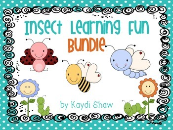 Insect Learning Fun Bundle