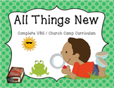 Vacation Bible School Life Cycle Complete Curriculum