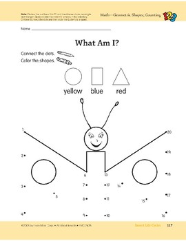 Insect Life Cycles: Language and Math Activities
