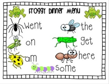 Insect Literacy Center Freebie