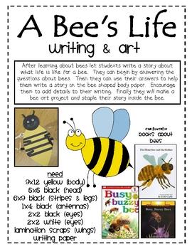 Insect Literature Unit