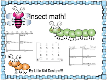 Insect Math