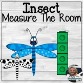 Insect Measure The Room Math Activity