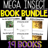 Insect Mega Book Bundle for Guided Reading