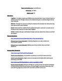 Insect Movement Lesson Plan