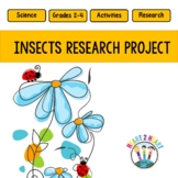 Insects Research Project & Rubric