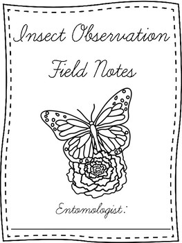 Insect Observation Journal