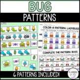 Insect Patterns - Bugs Theme