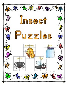 Insect Puzzles