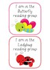 Insect Reading Groups