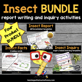 Insect Inquiry and Report Bundle
