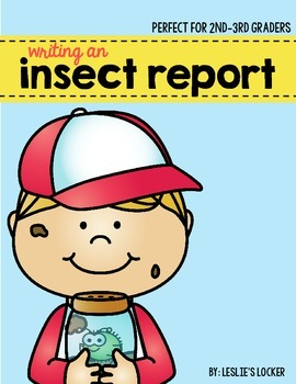 Insect Report Writing