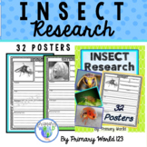 Insect Research Report Writing Project Common Core