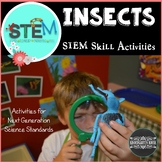 STEM Skill Lessons Insects