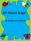 No Prep! Insect Study: All about Bugs!