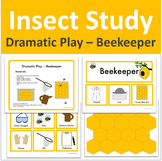 Insect Study - Dramatic Play: Beekeeper (Creative Curriculum)