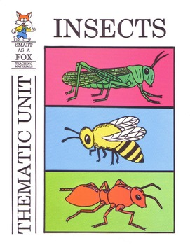 Insect Thematic Unit BOOK