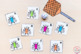 Insect Theme Math and Literacy Printables