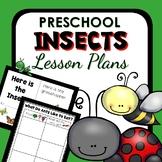 Insect Theme Preschool Lesson Plans