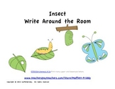 Insect Write Around the Room