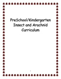 Insect and Archnid Curriculum