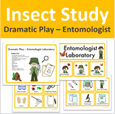 Insect study - Dramatic Play: Entomologist (Creative Curriculum)