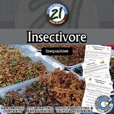 Insectivore -- Inequalities - 21st Century Math Project