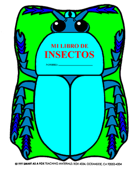 Insectos (In Spanish)