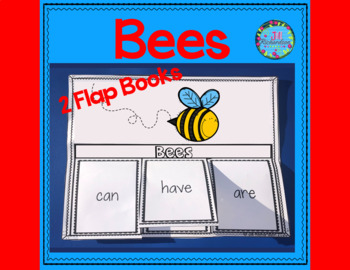 Insects Writing Bundle of Flap Books!