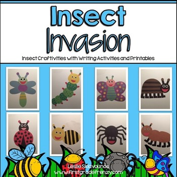 Insect Craftivity