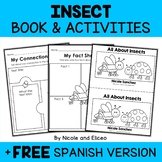 Mini Book and Activities - Insects