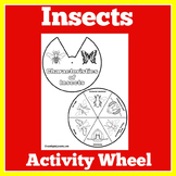Bugs and Insects Activity | Insects Activity | Insects Craft