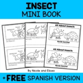 Insect Book Activity