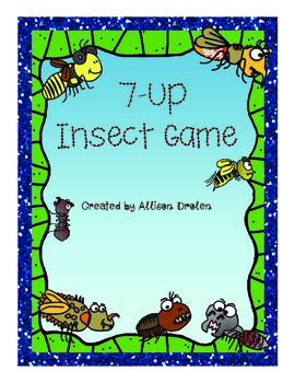 Insects 7-Up Game!