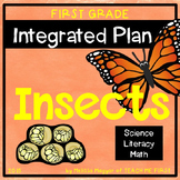 Insects: Science, Literacy, & Math  An Integrated Unit