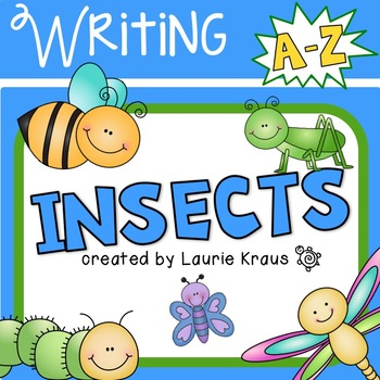 Insects A-Z Book