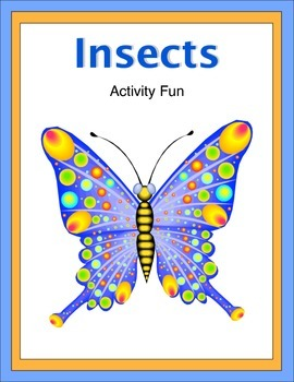 Insects Activity Fun