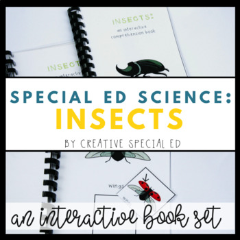 Insects: An Interactive Comprehension Book