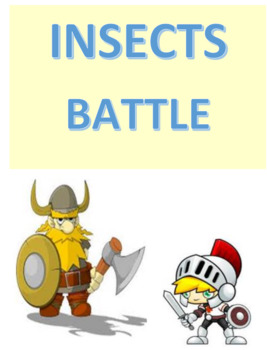 Insects Battle