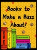 Reading Posters Bees Bugs Insects Theme Printables Back to School