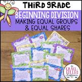 Beginning Division Task Cards
