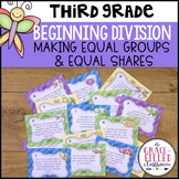 Beginning Division Task Cards