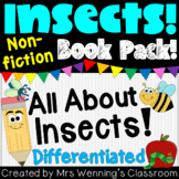 Insects Book Pack!