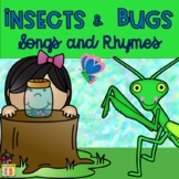 Insects: Songs & Rhymes